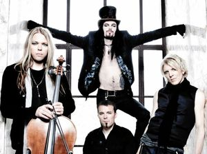 Apocalyptica tour upon us