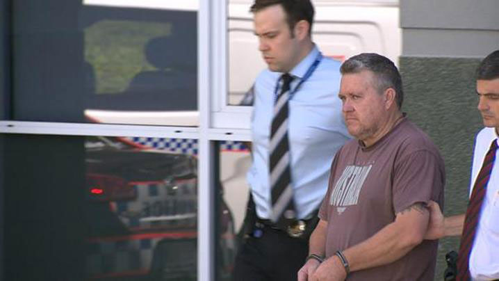 Tiahleigh Palmer's foster father has been arrested over the schoolgirl's murder.