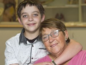 Toowoomba boy saves grandma's life then makes her toast