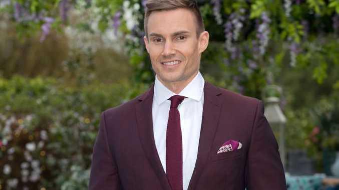 The Bachelorette contestant Dale Brown.