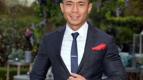 The Bachelorette contestant Carlos Fang.