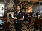 Kirstin Keogh of The Shamrock Hotel Mackay is a finalist  in the Food and Beverage Employee of the Year category of the Queensland Hotels Association Awards for Excellence, 2016.