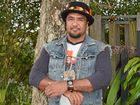 FESTIVAL OPENER: Alec Doomadgee, creator of the film Zach's Ceremony, about his son. Photo: Digby Hildreth.