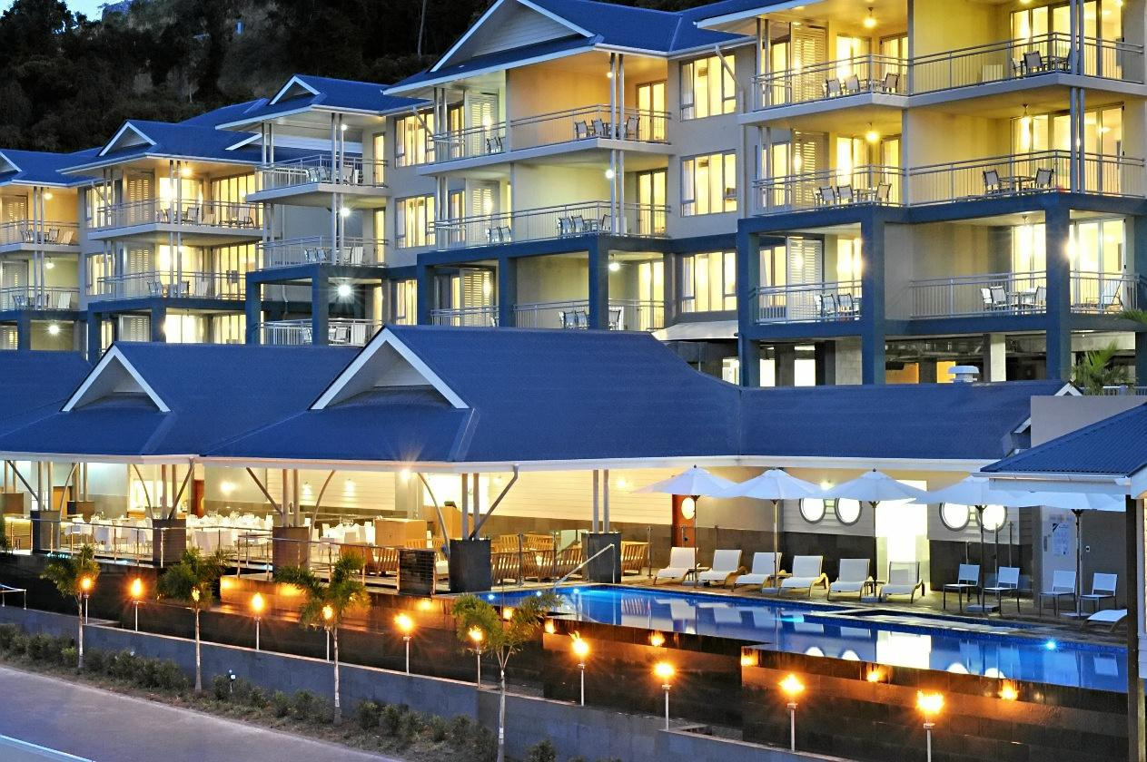 FOR SALE: Peppers Airlie Beach is on the market, with the sale to be handled by CBRE Hotels and PRD Nationwide Airlie Beach.
