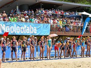 Mooloolaba's famous triathlon just got a whole lot better