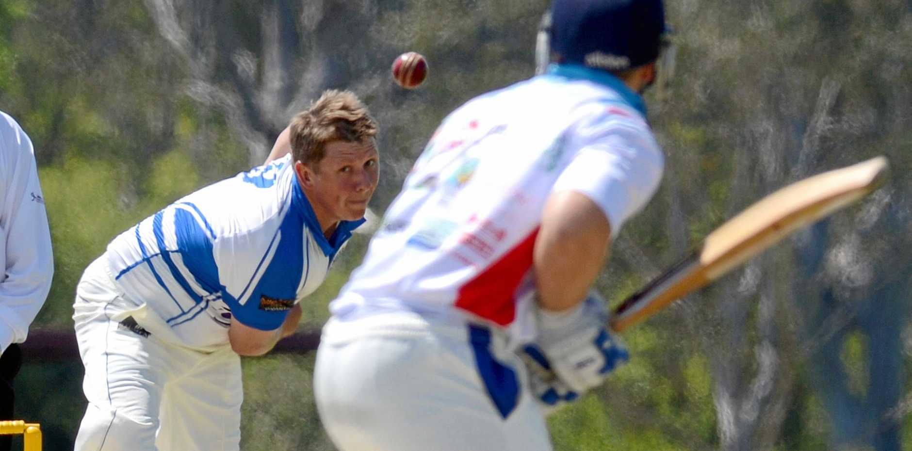 Brothers cricket captain Craig Cumming is ready to lead his side in the fast-approaching new season.