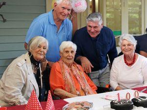 Ruby joins Brisbane's growing centenarian club