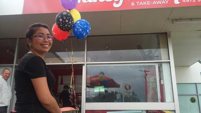 OPEN: Nancy Davidson has opened her new restaurant.