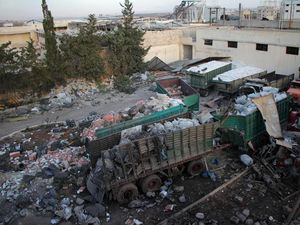 US claims Russian warplanes bombed Syrian aid convoy