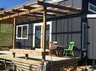 Couple build their own 'tiny house' for $45k