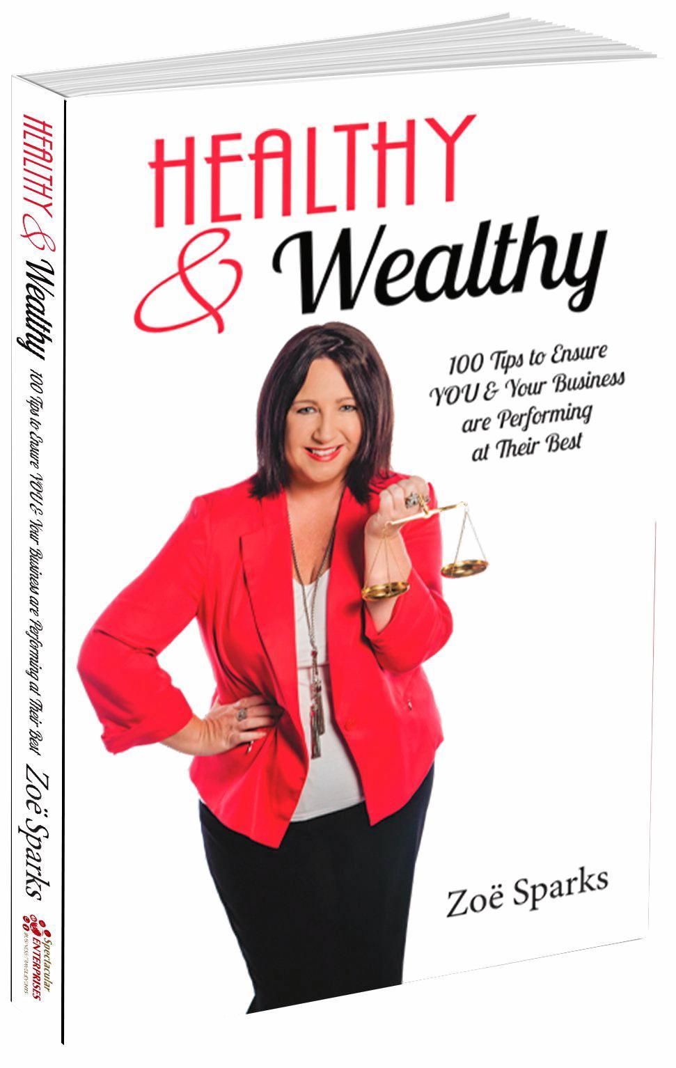 Zoe Sparks Healthy & Wealthy