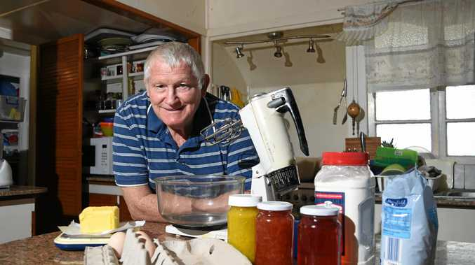 TASTY TREATS: Geoff Beattie recently won numerous awards for his cooking at the Adelaide Show.