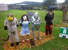 Scarecrows spring up for annual competition