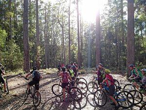 Mountain biking for rookies