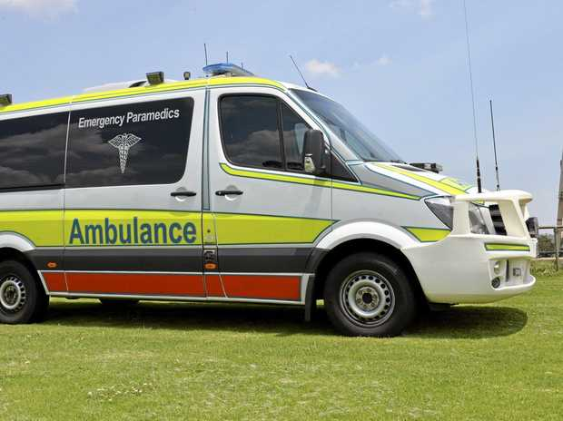 Emergency Services are on scene at a Gracemere crash.