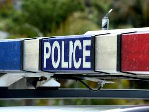 Car collides with cow off the Bruce Highway