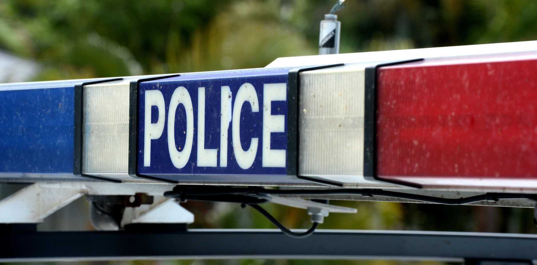 RAID: Drugs allegedly found at Cannonvale house.