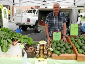 Gympie markets a fresh choice for local food