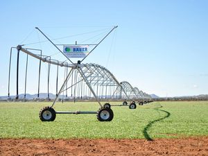Field day to promote irrigation innovation