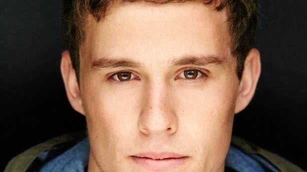 Home and Away star Scott Lee.