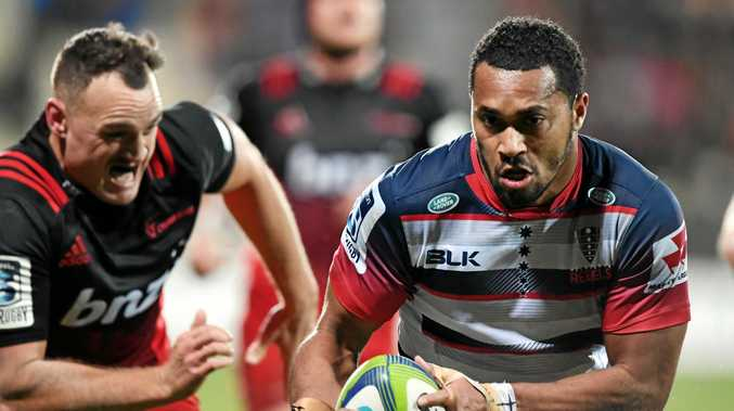 Sefa Naivalu of the Rebels has been called up to the Wallabies squad.