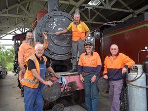 Warwick restoration gathers steam