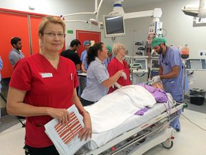 This new blood machine will save lives at Mackay Hospital