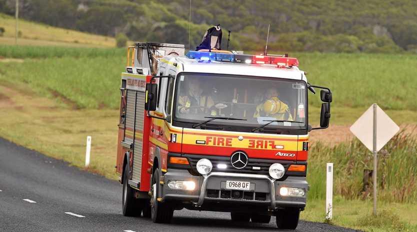 Three fire crews are responding.