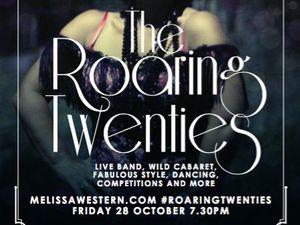 Love Great Gatsby? Don't miss Roaring Twenties show