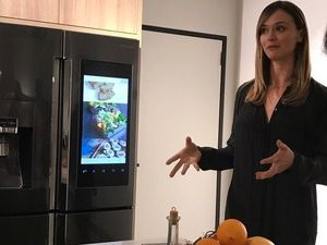Samsung Family Hub: The end of fridge notes?
