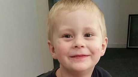 Taylen Williams, 4, from Dalby was tragically killed in a horror crash near Rockhampton.
