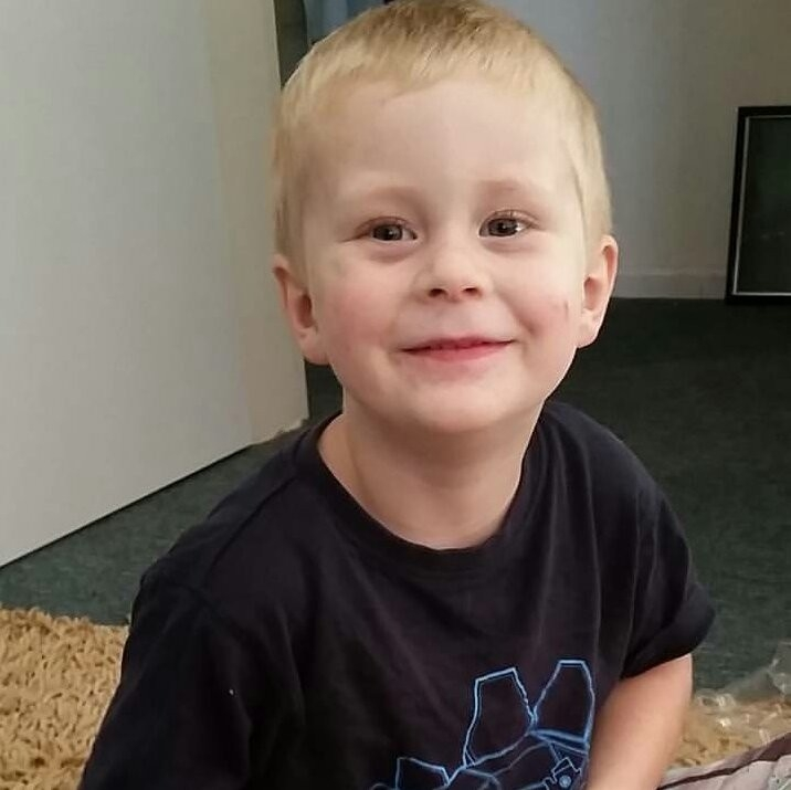 Taylen Williams, 4, from Dalby was tragically killed in a horror crash near Rockhampton.