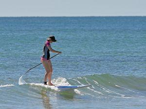 SURF ALERT: Little surf but days are ideal
