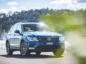 All-new Volkswagen Tiguan SUV road test and review