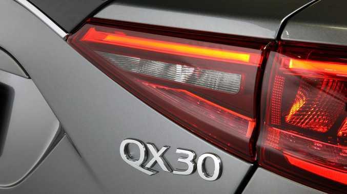 2016 Infinti QX30.Photo: Peter Watkins