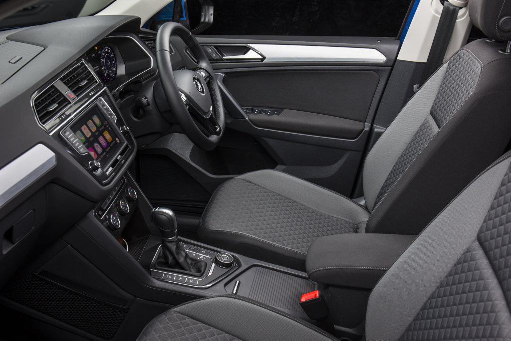 2016 Volkswagen Tiguan Comfortline. Photo: Chris Benny