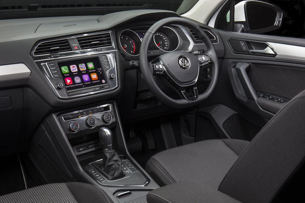 2016 Volkswagen Tiguan Trendline. Photo: Chris Benny