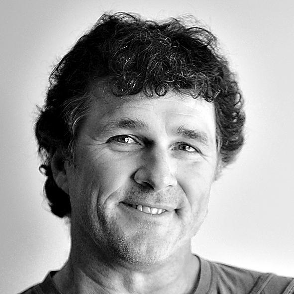 Greg Bray, columnist for the Gladstone Observer. Photo Brenda Strong/The Observer