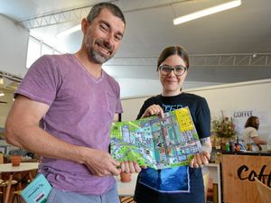 Nambour to be put on the map again