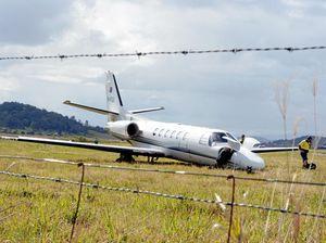 Park brake was to blame in Lismore plane crash