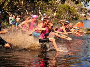 Surf enduro will test our youngsters