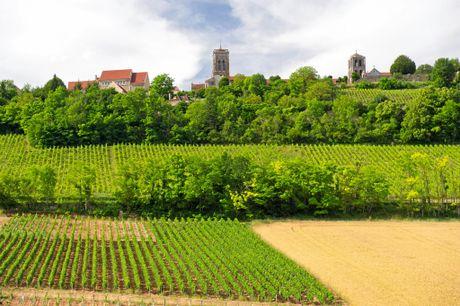 Vezelay, France.