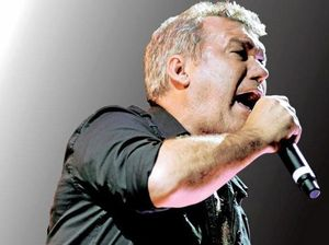 Jimmy Barnes in the raw in live stage event