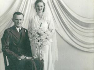 Rockhampton couple celebrate rare marriage milestone