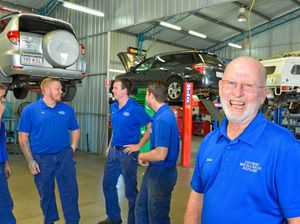 Why this business owner is the best at his job in Gladstone