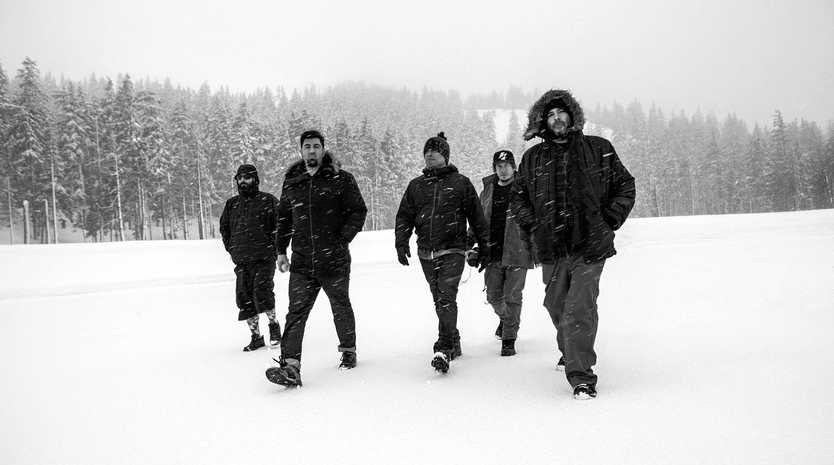 Deftones are back in town. Photo Contributed