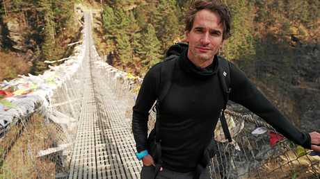 MIND OVER MATTER: Todd Sampson explores extraordinary frontiers in his new TV series.