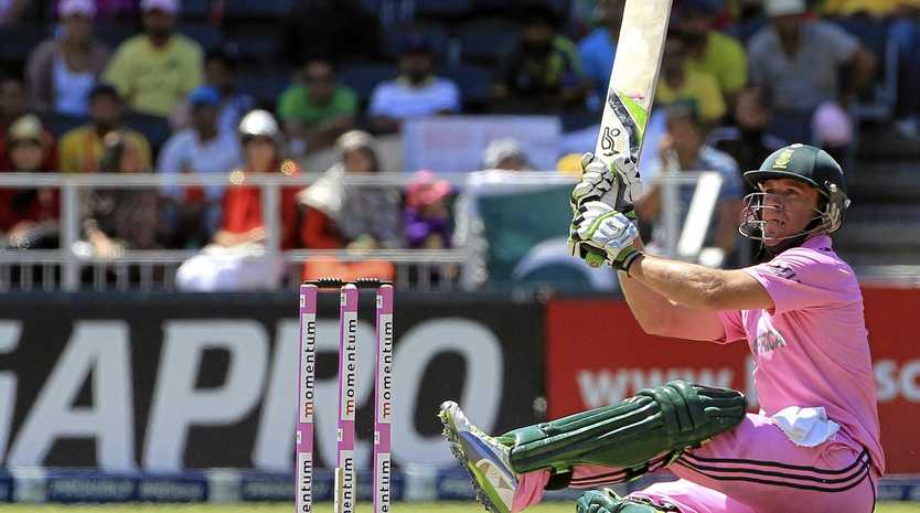 South Africa's captain AB de Villiers could miss the one-day series against Australia and maybe the tour to Australia.