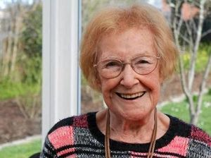 Age no barrier for 90-year-old PhD graduate