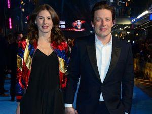 Jamie Oliver needs baby help